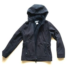 Free Country Softshell jacket in black